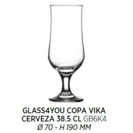 COPA CERVEZA VIKA 38,5 CL.