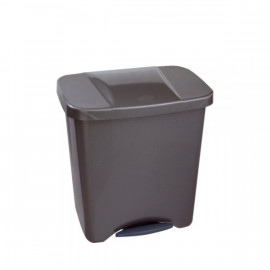 CUBO ECOLOGICO 50 L. COLOR ANTRACITA