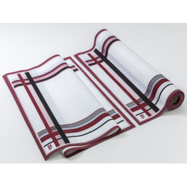 ROLLO ROLL-DRAP 40 X 64 BLANCO ROLLO 10 U.