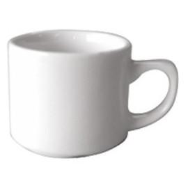 TAZA CAFE 100 C.C PORC. INGLES REF: 01S0123