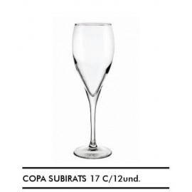 COPA CAVA SUBIRATS 17 CL.
