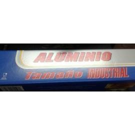 ROLLO ALUMINIO IND. 40 CM. X 3,40 KG. 13 MICRAS